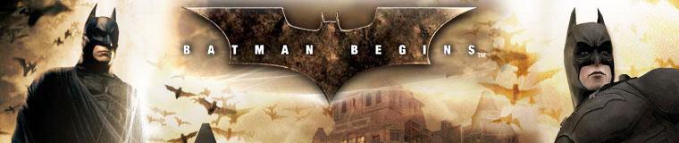 Batman Begins (рус+анг)