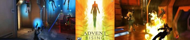 Advent Rising (рус+анг)