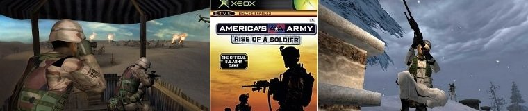 American Army Rise Of A Soldier (рус)